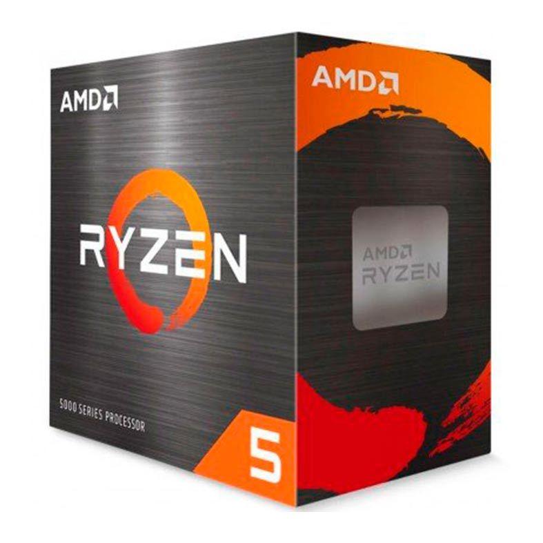 Imagem de Processador AMD Ryzen 5 5600X Hexa-Core 3.7ghz 35MB Cache AM4 - 100-100000065box