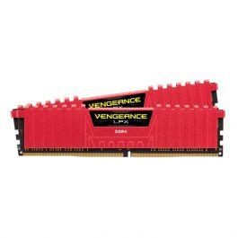 Memória Ram Vengeance 8gb Kit(2x4gb) Ddr4 2666mhz Cmk8gx4m2a2666c16r Corsair