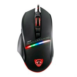 Mouse Usb 4000 Dpis Swith Omron Rgb V10 Motospeed