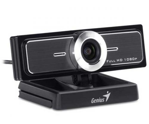 Webcam Genius F100 Ultra Wide HD 1080P USB, 32200213101