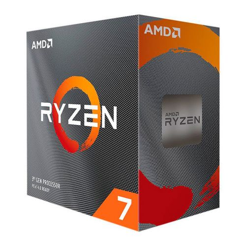 Processador AMD Ryzen 7 3800XT Octa-Core 3.9GHz (4.7GHz Turbo) 36MB Cache AM4, 100-100000279WOF