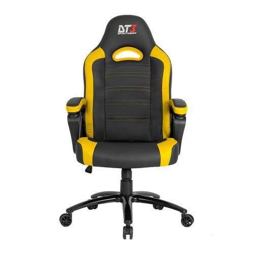 Cadeira Gamer DT3 Sports GTX Preta/Amarelo, 10179-8
