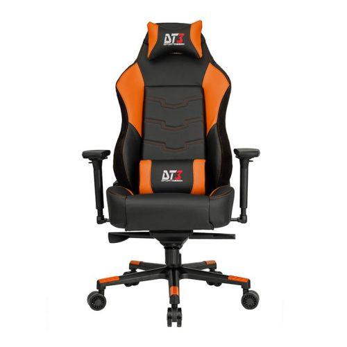 Cadeira Gamer DT3 Sports Orion Preto/Laranja, 10364-4