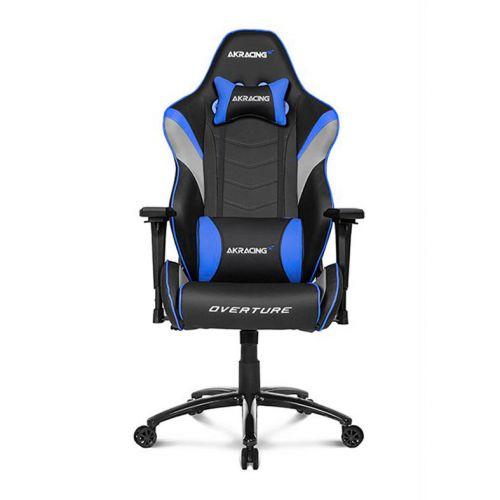 Cadeira Gamer AKRacing Overture Azul, 10520-8