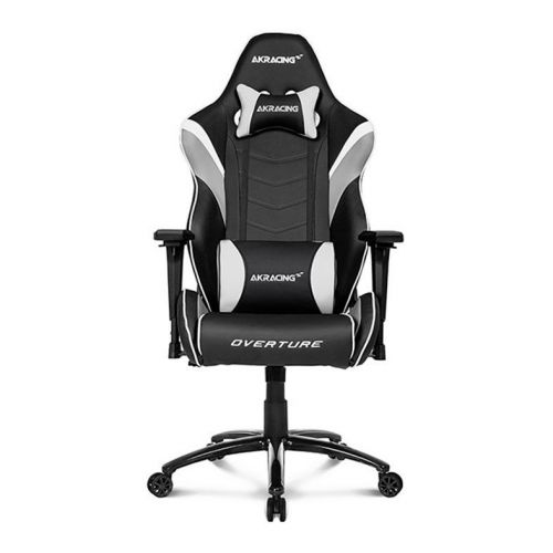 Cadeira Gamer AKRacing Overture Branco, 10522-0