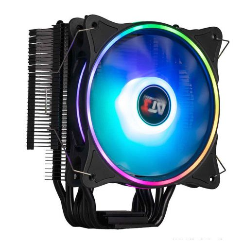 Cooler Para Processador DT3Sports Wolf 120 Sync RGB, 12014-8
