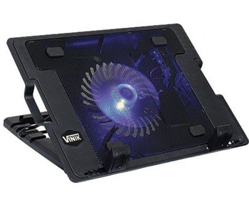 Base para Notebook Vinik 15.6 Pol. Ergomax 1 Fan 140mm, 25675