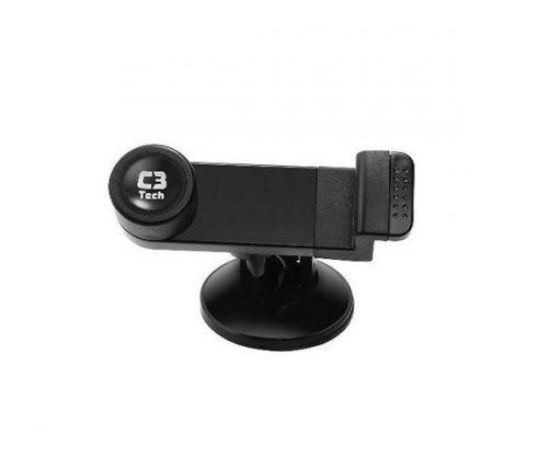 Suporte Universal Veicular C3Tech p/ GPS e Smartphones, MH-67 - BOX