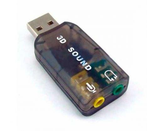 Adaptador Placa De Som Empire USB Para 5.1 Virtual, 3701