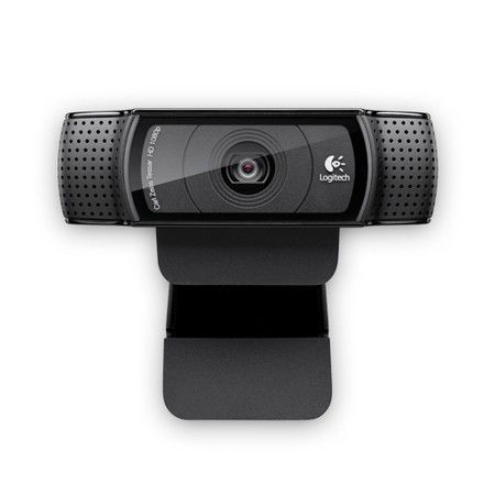 Webcam Logitech C920 Pro Full HD 1080p USB Preta, 960-000764