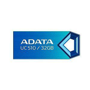 Pendrive ADATA Choice UC510 32GB Azul, AUC510-32G-RBL - BOX