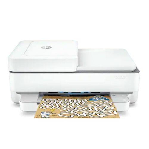 Impressora HP Laser Multifuncional Deskjet Plus Ink Advantage 6476, 5SD79A