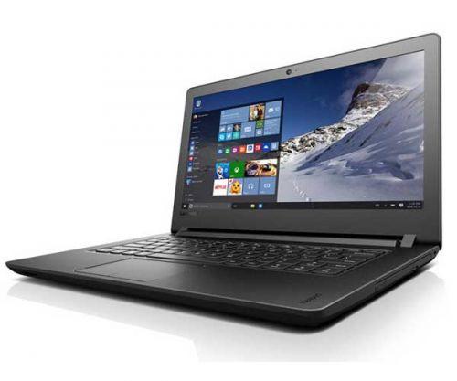 "Notebook Lenovo B110-14IBR Intel Celeron N3060 4GB HDD 500GB 14"" Windows 10 Home, 80UQ0001BR"