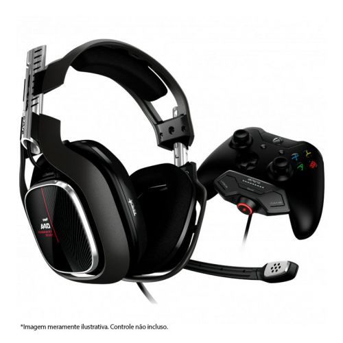 Headset Gamer Astro A40 + MixAMP M80 XBOX, 939-001808