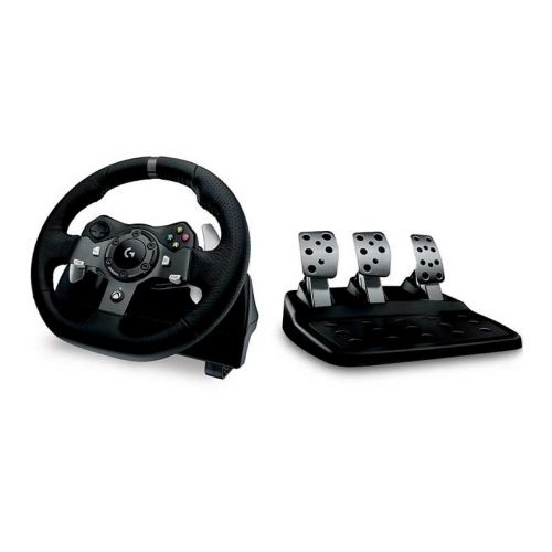 Volante Logitech Driving Force  G920 Para PC/XBox ONE, 941-000122