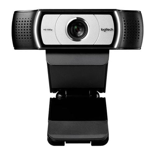 Webcam Logitech C930e Full HD 1080p USB Preta, 960-000971