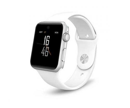 Smart Watch A1 Branco Bluetooth Compativel com IOS e Android