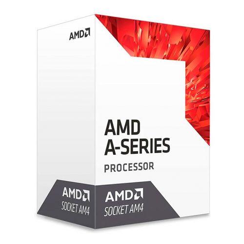 Processador AMD A12-9800E Series Quad-Core 3.1GHz (3.8GHz Turbo) 2MB Cache AM4, AD9800AHABBOX