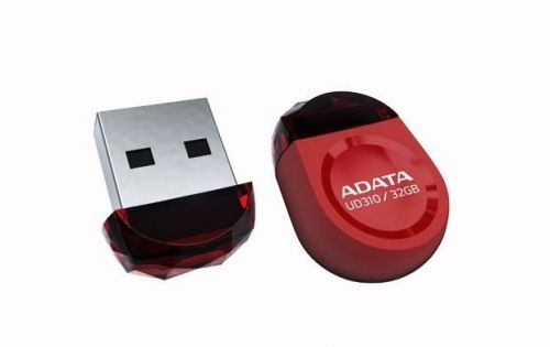 Pendrive ADATA Durable UD310 32GB Vermelho, AUD310-32GB-RRD - BOX