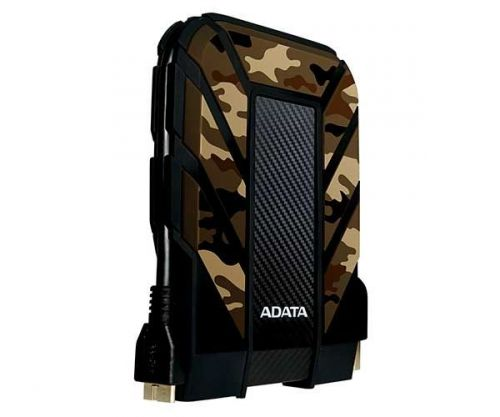 HD Externo ADATA HD710M Pro 2Tb Camuflado USB 3.1, AHD710MP-2TU31-CCF