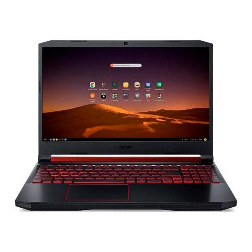"Notebook Gamer Acer Nitro 5 15.6"" AMD Ryzen 7 3750H 8GB DDR4 SSD 128GB HD 1TB GTX 1650 4GB, AN515-43-R4C3"