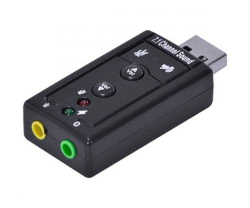 Adaptador Placa De Som Vinik USB Para 7.1 Virtual AUSB71, 25541