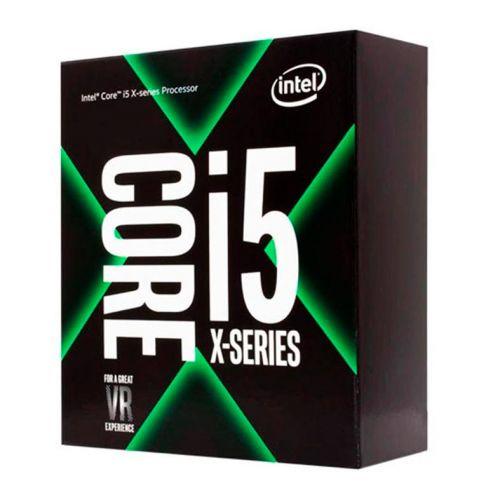 Processador Intel Core i5-7640X Quad-Core 4GHz (4.2GHz Turbo)  6MB Cache LGA2066, BX80677I57640X
