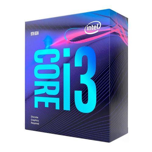 Imagem de Processador Intel Core i3-9100F 6MB 3.6GHz 4.2GHz Max Turbo LGA 1151 - BX80684I39100F