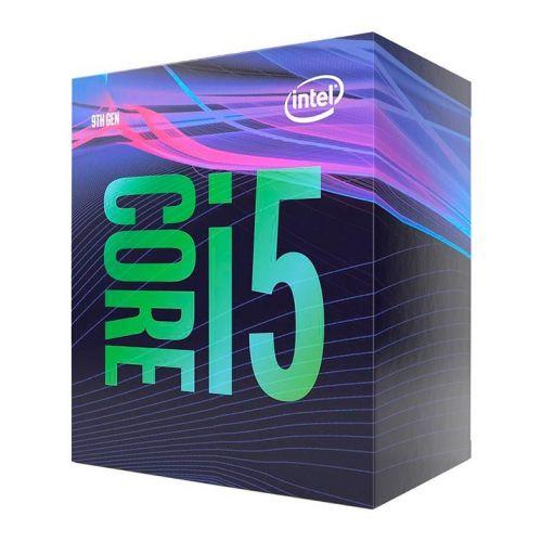 Processador Intel Core i5-9400 Hexa-Core 2.9GHz (4.1GHz Turbo) 9MB Cache LGA1151, BX80684I59400