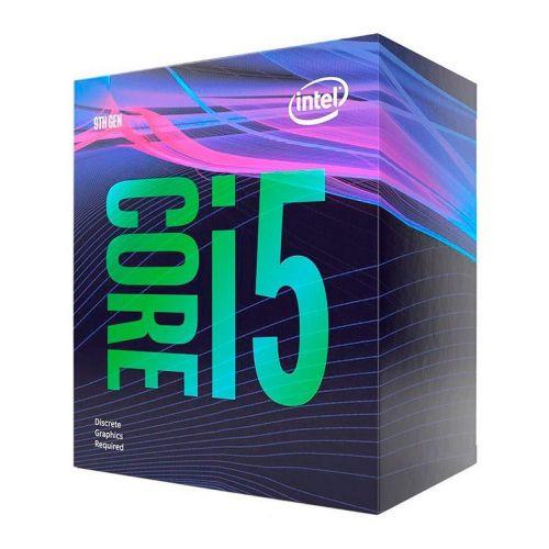 Processador Intel Core i5-9400F Hexa-Core 2.9GHz (4.1GHz Turbo) 9MB Cache LGA1151, BX80684I59400F