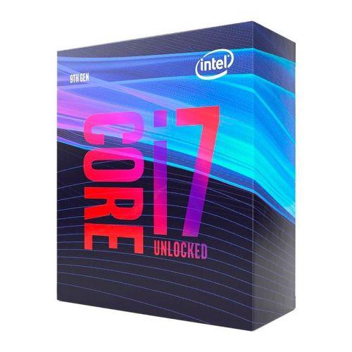 Processador Intel Core i7-9700K Octa-Core 3.6GHz (4.9GHz Turbo) 12MB Cache LGA1151, BX80684I79700K
