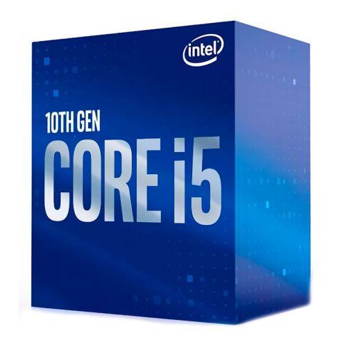 Processador Intel Core i5-10400F Hexa-Core 2.9Ghz (4.3Ghz Turbo) 12MB Cache LGA1200, BX8070110400F