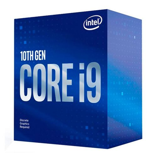 Processador Intel Core i9-10900F Deca-Core 2.8GHz (5.2GHz Turbo) 20MB Cache LGA1200, BX8070110900F