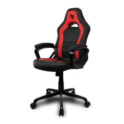 Cadeira Gamer Pichau Tippler Vermelha, BY-8105-VERMELHO