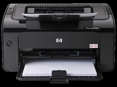 Impressora HP LaserJet Pro E-Print P1102w - BOX