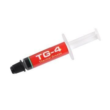 Pasta Termica Thermaltake TG-4 Thermal Grease 1.5g, CL-O001-GROSGM-A - BOX