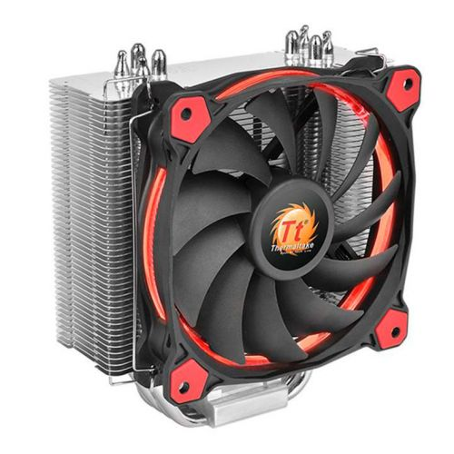 Cooler Thermaltake Riing Silent 12 Fan 120mm LED Vermelho, CL-P022-AL12RE-A