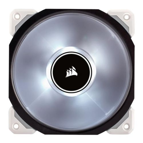 Ventoinha Corsair ML120 PRO LED Branco 120mm, CO-9050041-WW