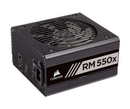 Fonte Corsair RMx Series RM550x 80 Plus Gold 550W, CP-9020177