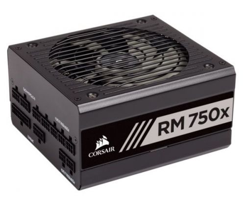 Fonte Corsair RMx Series Modular RM750x 750W 80 Plus Gold, CP-9020179-WW