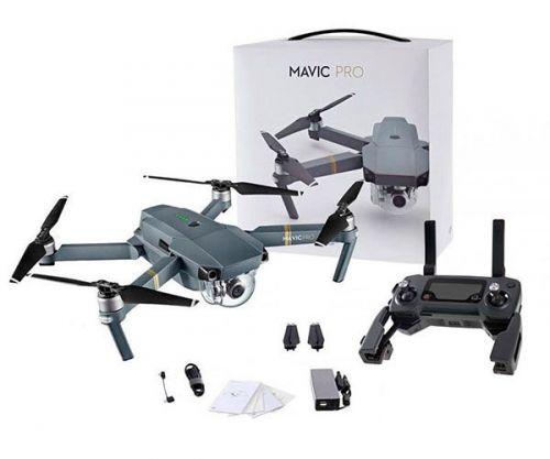 Drone Dji Mavic Pro (BR), Cp Pt 000506
