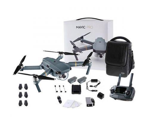 Drone Dji Mavic Pro 4K (BR) Fly More Combo, CP.PT.000648