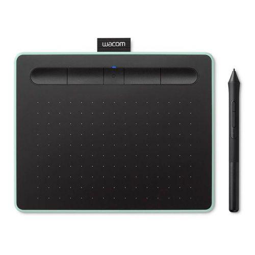 Mesa Digitalizadora Wacom Intuos Creative Bluetooth Pequena Pistache, CTL4100WLE0