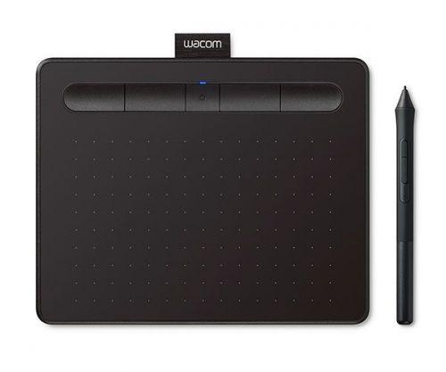 Mesa Digitalizadora Wacom Intuos Bluetooth Preta, CTL4100WLK0