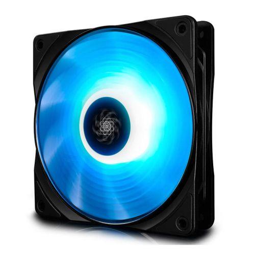 Ventoinha DeepCool RF120 120mm RGB, DP-FRGB-RF120-1C