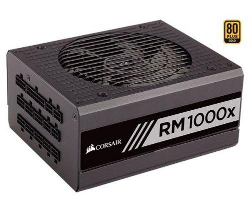 Fonte Corsair RMx Series Modular RM1000X 1000 Watts 80 Plus Gold, CP-9020094-WW