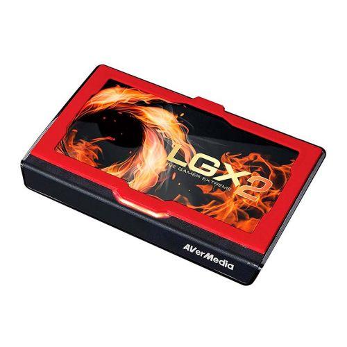 Placa de Captura de Video AVerMedia Live Gamer Extreme 2 4K, GC551