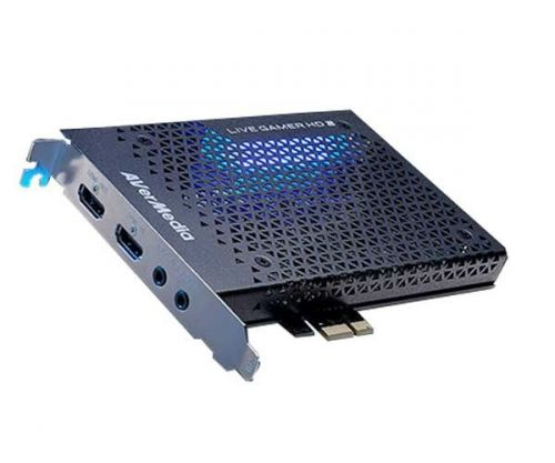 Placa de Captura de Video AVerMedia Liver Gamer HD 2 PCI-e, GC570