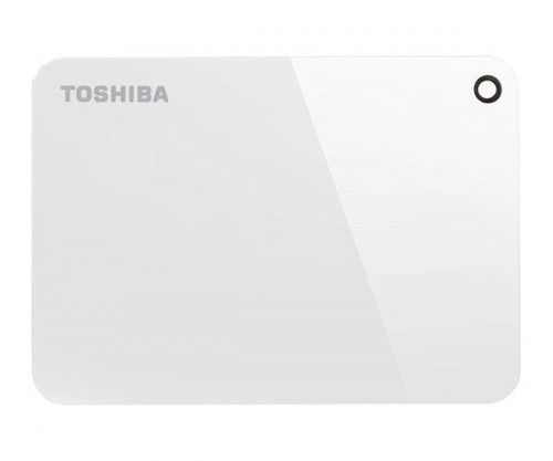 HD Externo Toshiba Canvio Advance 1TB Branco USB 3.0, HDTC910XW3AA