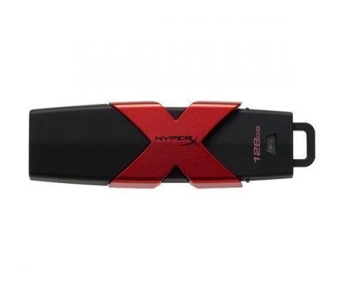 Pendrive kingston HyperX Savage 128GB USB 3.1 GEN 1 Black, HXS3/128GB